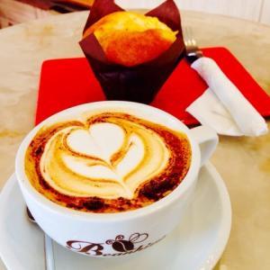グルテンフリーのマフィンがいただけるカフェ