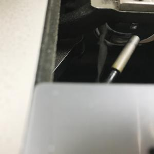 工業用ミシン 釜に糸が絡んだ時の直し方