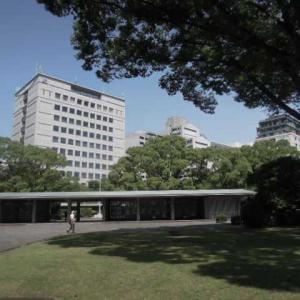 2019.8.17   千鳥ヶ淵.靖国神社の現在事項  Chidorigafuchi.  Current issues of Yasukuni Shrine