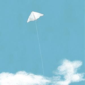 凧揚げ、しよう!