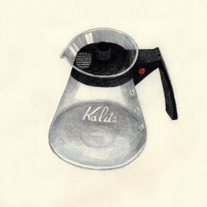 カリタのコーヒーサーバー
