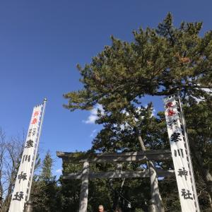 寒川神社に初詣