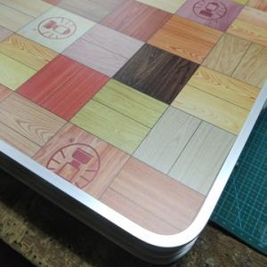 アウトドア用テーブルの憂鬱