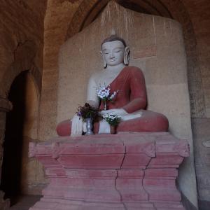 ミャンマー バガン ダマヤンジー寺院