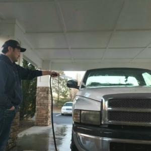 ボロくても洗車して好きになる