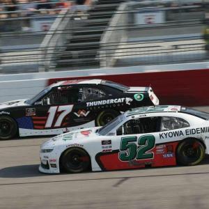 NASCAR Xfinity Series レース