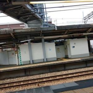 【JR稲田堤駅橋上駅舎化工事28・写真付き!】ついに、改札が南口の仮設駅舎へ移動!・・・一番大きな変化は、京王稲田堤駅からの乗り換え客が南口に殺到したことですかね