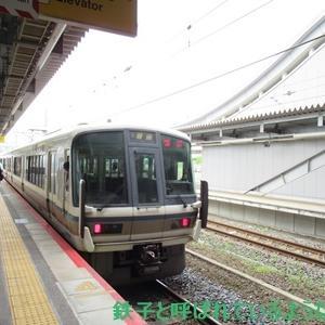 2019年7月・京都旅 その15~2日目 山陰本線・嵯峨嵐山駅~