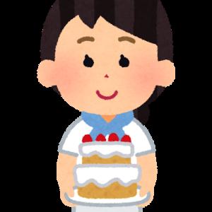 ハート型ケーキの作り方!!プロってすげええ