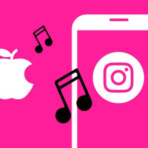 Apple Music、インスタグラムに「今聴いている音楽をシェア」機能準備中?Instagram/iOS 新機能 最新情報2020年4月1日