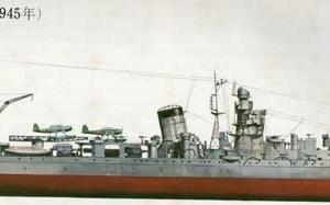 てきそこないの軽巡 矢矧WL1/700