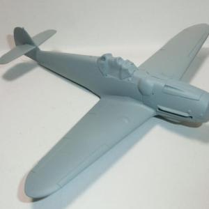 Bf109G6 タミヤ1/72 その1