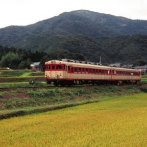 小浜線キハ58系 急行「わかさ」敦賀⇔東舞鶴 1996-08-15