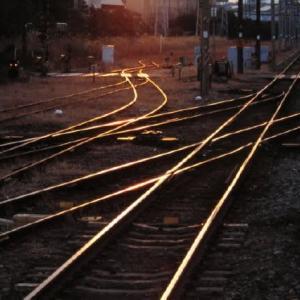 鶴見線103系 静かに暮れる都会のローカル線 1996-01-28