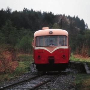 南部縦貫鉄道キハ10形 北国の元祖レールバス 1995-05-02
