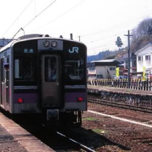 弘南鉄道キハ2100形 新天地で第二の人生を過ごす 1996-05-01