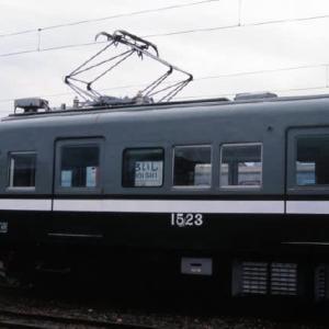 弘南鉄道1521系 新天地での活躍 1996-05-02