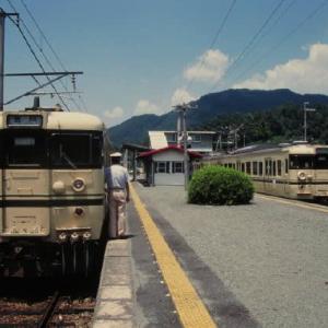 山陰本線113系 夏の山陰へのんびりと 1997-07-20