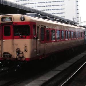 因美線キハ181系 ナマズ顔には負けないぞ! 1997-07-21