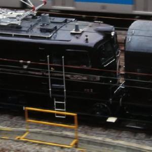 横須賀線EF58 61+旧客 快走レトロ品川号 1997-07-26