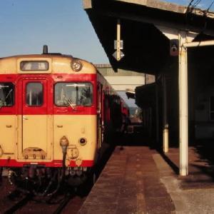 山陰本線キハ181系 特急「いなば」鳥取⇔米子 1996-08-18