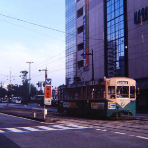 乗り鉄活動 富山から川崎新町へ普通列車で大移動 1991-08-12