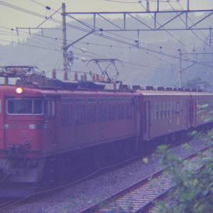 乗り鉄活動 スイッチバックお別れフィーバー 1990-08-29
