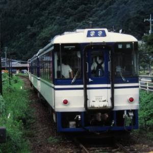 因美線キハ58系 急行つやま間合い運用 1998-07-27