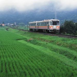 津山線キハ58系 1往復のみ残った急行列車 1998-07-28