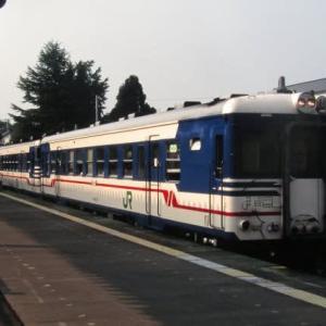 仙山線455系 快速が活躍する路線 2000-08-29
