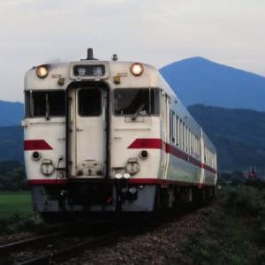 陸前山王駅701系 鈍行列車乗り継ぎ旅 1996-07-27