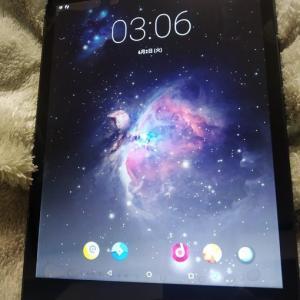 9インチ TegraK1 Google純正タブレット Nexus9 LineageOS 15.1 Android 8.1 インストール その3