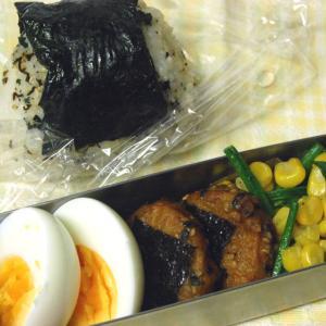 お弁当にもイワキのパック&レンジ【弁当の記録】