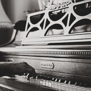 大人のピアノレッスン。