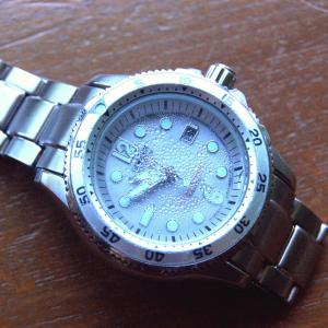 やっちまった!愛用の腕時計をOHに出すことに。
