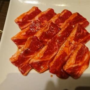 久々の焼き肉