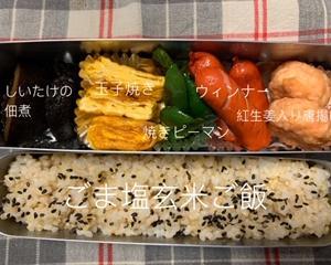 本日のとーちゃん弁当1018