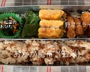 本日のとーちゃん弁当1023