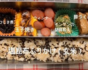 本日のとーちゃん弁当1213