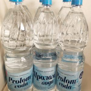 スウゥ~と体にしみわたる♡日本初上陸の『Prolom voda(プロロムヴォーダ)