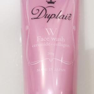 セラミドとコラーゲンの保湿成分配合でしっとり綺麗に♡Duplair 洗顔フォーム