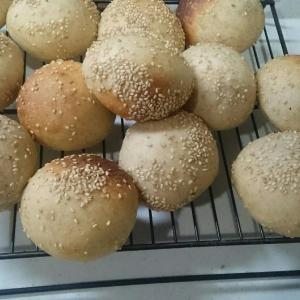 酒種のゴマプチパン&週末作りおき