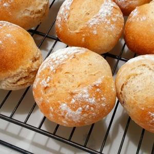 酒種 ライ麦丸パン