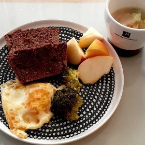 休日朝食&低糖質おやつ
