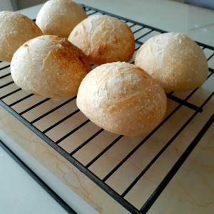 またまた酒種丸パン