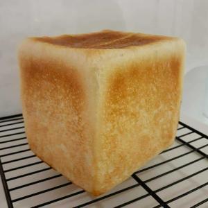 ヨーグルト酵母元種・1斤米粉入り湯だね角食パン