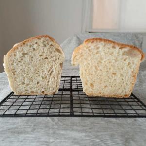 酒種★米粉入りゆかりパン & 炭水化物食に戻してからの変化