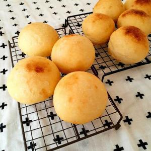 酒種★ふんわり丸パン