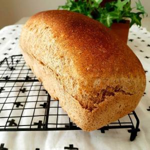 酒種★アールグレイとフルーツミックスのミニ食パン