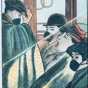 海外「スペイン風邪時代?」すでにマスク着用!100年前から衛生観念た高かった日本に海外衝撃(海外反応)